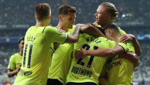 Besiktas 1-2 Borussia Dortmund