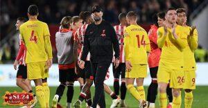Brentford 3-3 Liverpool