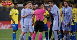 Cadiz 0-0 FC Barcelona