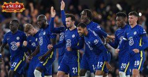 Chelsea 1-1(4-3) Aston Villa
