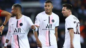Club Brugge 1-1 Paris Saint Germain