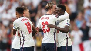 England 4-0 Andorra