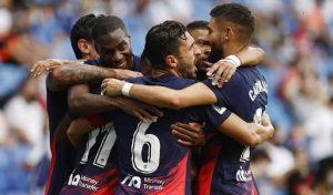 Espanyol 1-2 Atletico Madrid