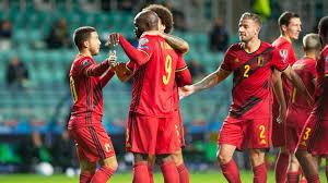 Estonia 2-5 Belgium