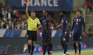France 1-1 Bosnia-Herzegovina