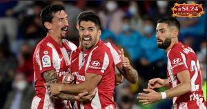 Getafe 1-2 Atletico Madrid