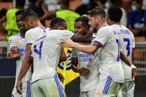 Inter Milan 0-1 Real Madrid