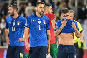 Italy 1-1 Bulgaria