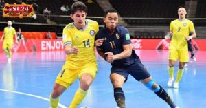 Kazakhstan 7-0 Thailand