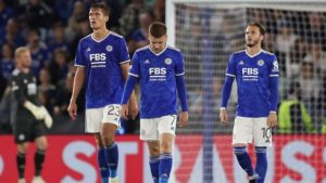 Leicester City 2-2 Napoli