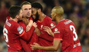 Liverpool 3-2 AC Milan