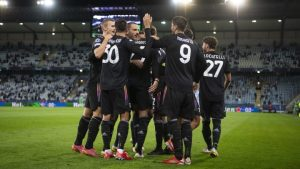 Malmo FF 0-3 Juventus