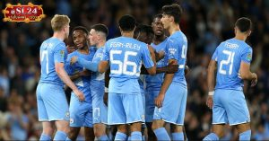 Manchester City 6-1 Wycombe Wanderers