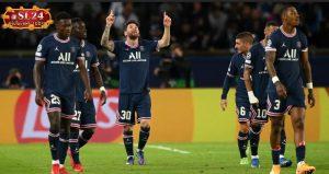 Paris Saint Germain 2-0 Manchester City