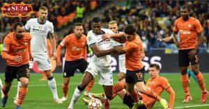 Shakhtar Donetsk 0-0 Inter Milan