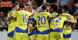 Spezia 2-3 Juventus