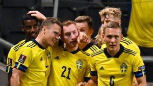 Sweden 2-1 Spain