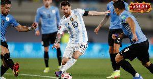 Argentina 3-0 Uruguay