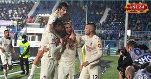 Atalanta 2-3 AC Milan