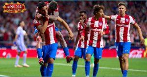 Atletico Madrid 2-0 FC Barcelona