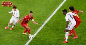 Belgium 2-3 France