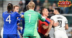 Legia Warszawa 1-0 Leicester City