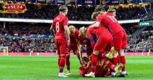 Norway 2-0 Montenegro