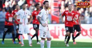 Rennes 2-0 PSG