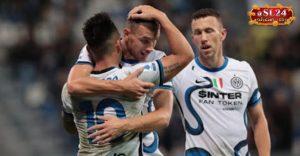 Sassuolo 1-2 Inter Milan