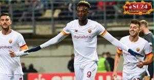 Zorya 0-3 AS Roma